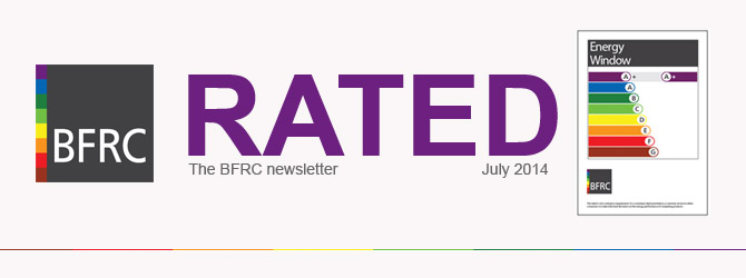 BFRC RATED e-newsletter